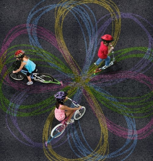 Chalktrail: For the Kid in All of Us