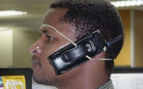 The Ghetto Handsfree Kit Gets Real With GoJo