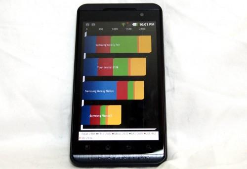 MEGATech Reviews - LG Optimus 3D Android Smartphone