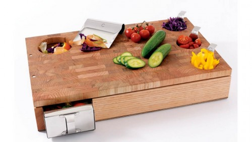 Workbench Cutting Board is the Ultimate Multi Tool for Chefs