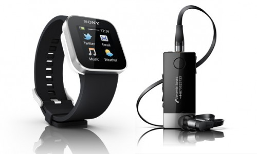 Sony SmartWatch Available in U.S.