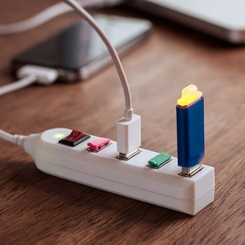Must Have: USB Power Strip