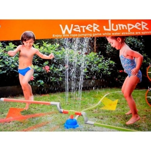 Water Jumper Offers a Fun Way to Get Your Exercise