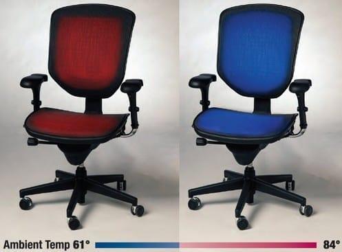 Tempronics Desk Chair May Help End an Office Battle