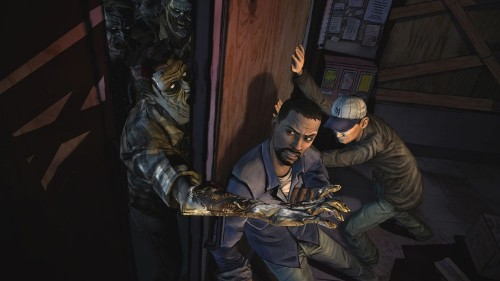 MEGATech Reviews - The Walking Dead: Episode One