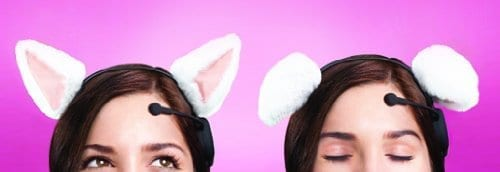 From the Bizarre Files: Brainwave Cat Ears