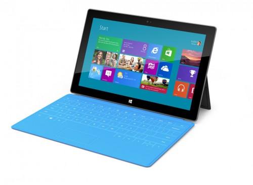 Microsoft Announces Windows 8 Surface Tablets