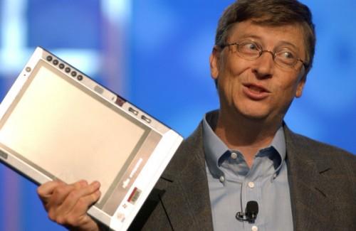 Rumor: Microsoft Entering Tablet Race