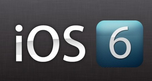 iOS 6 Update Brings Major Changes