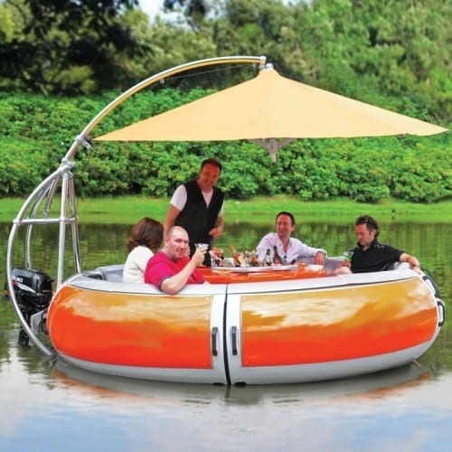 Take Living on the Water to a Whole New Level