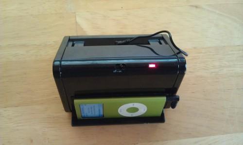 MEGATech Reviews: iHome IHM2BC iPod Speaker Dock