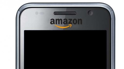 Bloomberg Reports Amazon Smartphone