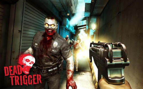 Madfinger Makes Dead Trigger Free After Rampant Piracy