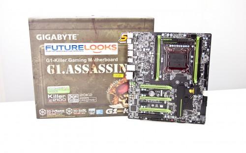 MEGATech Giveaway! GIGABYTE G1.Killer Assassin 2 Gaming Motherboard