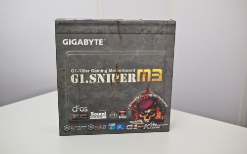 Futurelooks Is Giving Away a GIGABYTE G1.Sniper M3 Motherboard!