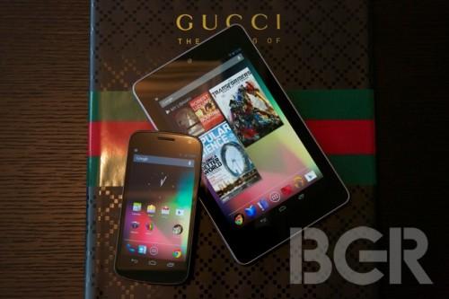 8GB Google Nexus 7 Tablet Has $184 in Parts