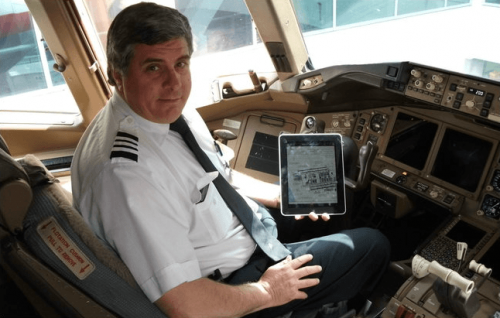 Airbus Developing iPad Apps for Pilots