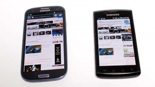 MEGATech Reviews - Samsung Galaxy S III (I747) Android Smartphone