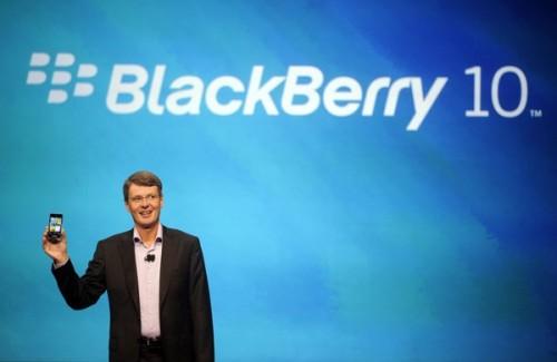 RIM BlackBerry 10 Getting Licensed Beyond Mobile Too?