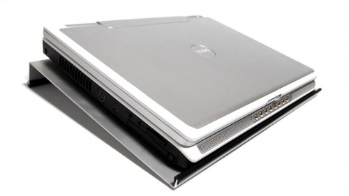 MEGATech Reviews: Chillbed Aluminum Laptop Cooling Stand