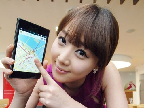 Lg Optimus Vu Coming to U.S.