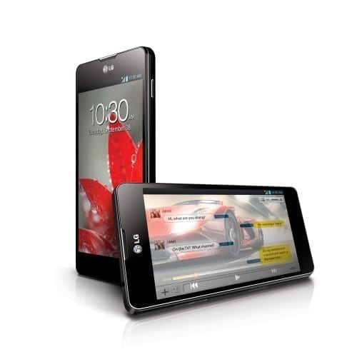 LG Optimus G Coming to Canada in November