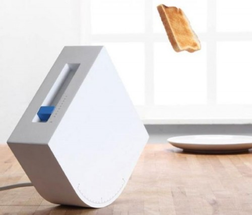 Must Have: Trebuchet Toaster Launches Breakfast