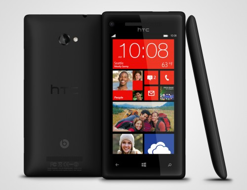 HTC Unveils the HTC 8X and HTC 8S