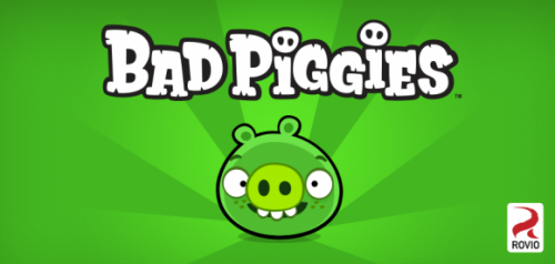 Move Over Angry Birds, Bad Piggies Are Here