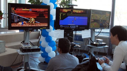 MEGATech Showcase: BCIT Tech Days with Press Start, King of the Iron Thumb, and Sam and Fuzzy
