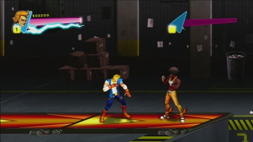 MEGATech Reviews - Double Dragon Neon for XBLA and PSN