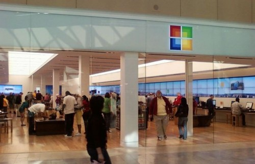 First Canadian Microsoft Retail Store Opening in Toronto This Fall