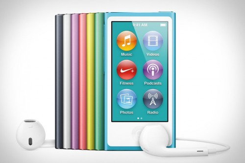 MEGATech Showcase: New Apple iPods for 2012