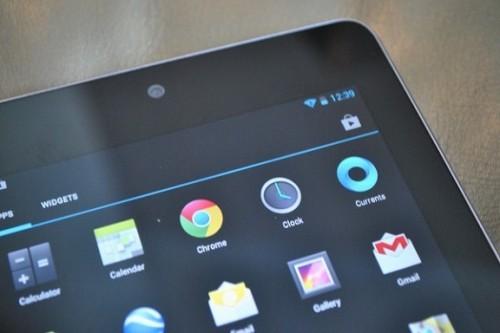 Google Nexus 7 Hacked to Record 720p HD Video