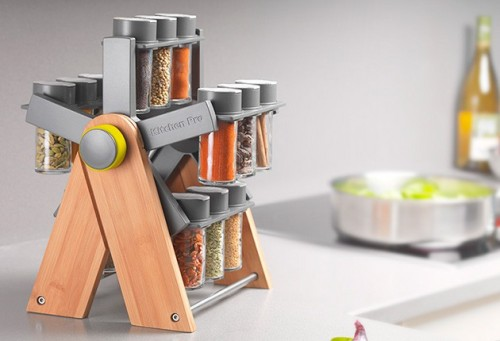 Must Have: Ferris Wheel Spice Rack