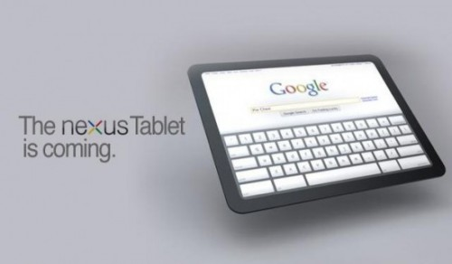 New Google Nexus Tablet Rumored to Have 10.1-Inch, 300 PPI Display