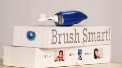 Beam Toothbrush Encourages Good Dental Habits