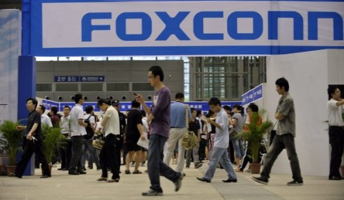 Rumor: Foxconn to Make Their Own Smartphone