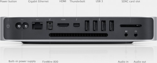 Apple Updates Mac Mini with Ivy Bridge, Fusion Drive