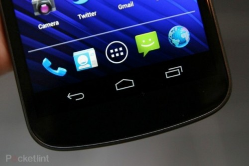 Android 4.2 Jelly Bean to Debut on LG Nexus 4 Smartphone