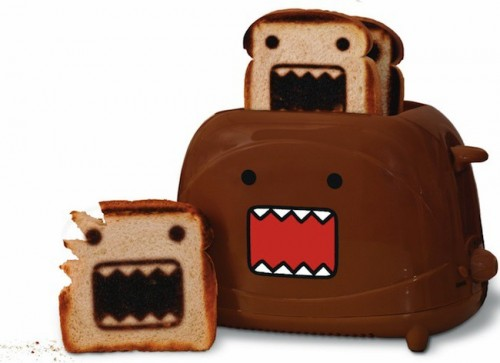 Domo Toaster: So Silly I Must Have It