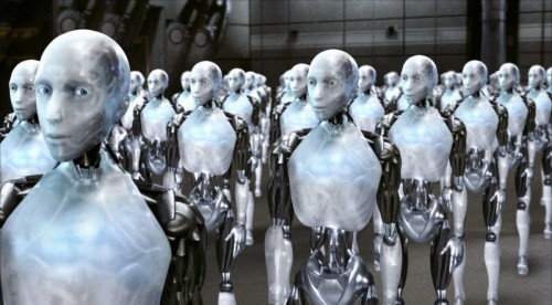 Foxconn Replacing One Million Human Workers with Robots