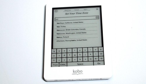MEGATech Reviews - Kobo Glo eReader with ComfortLight