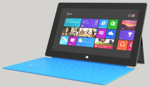 Microsoft Will Support Windows RT on Surface for 4 Years