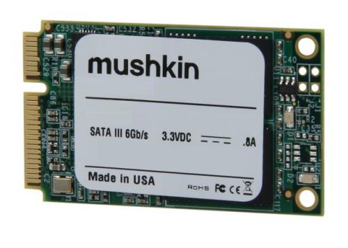 World's Largest Capacity mSATA SSD by Mushkin