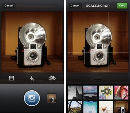 Ads Coming to Instagram Mobile App