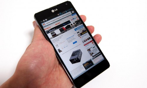 MEGATech Reviews - LG Optimus G Android Smartphone