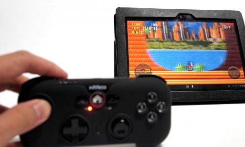 MEGATech Reviews - Nyko PlayPad Bluetooth Controller for Android Devices