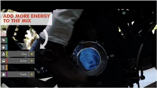 """Shell Asks, """"What's Your Energy Mix?"""" (Video)"""