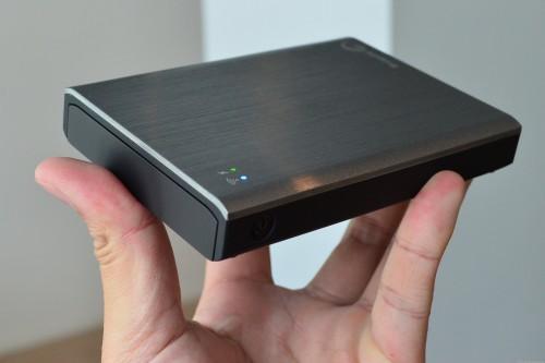 CES 2013: The Seagate Wireless Plus
